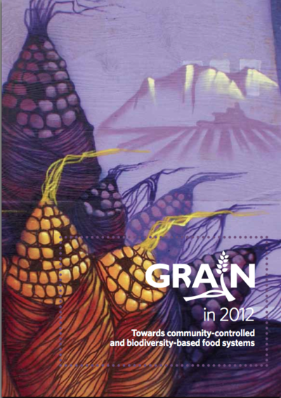 GRAIN in 2012: highlights of our activities-image