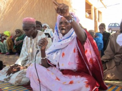 Senegalese farmers and herders demand shady transnational corporation Senhuile SA get off their land-image