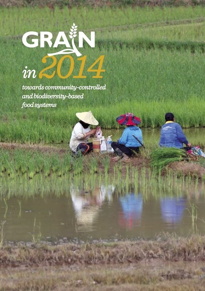 GRAIN in 2014: highlights of our activities-image