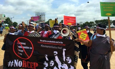 Highlights from the Peoples' Summit against FTAs and RCEP-image
