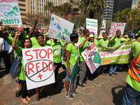 Africans demand real climate action -image