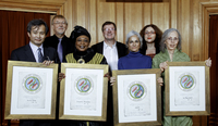 The Right Livelihood Award ceremony - some videos-image