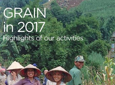 GRAIN in 2017: Highlights of our activities-image