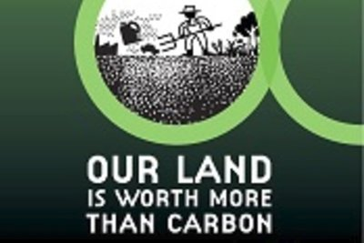 Our land is worth more than carbon-image