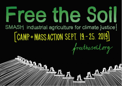 Free the Soil – Climate justice not agro-industry!-image