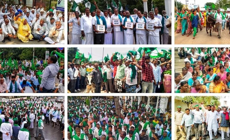 Développer la résistance populaire au RCEP : les mouvements indiens montrent la voie