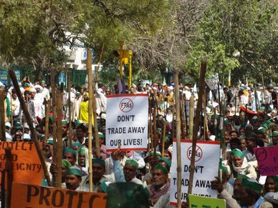 Perils of the US-India free trade agreement for Indian farmers-image