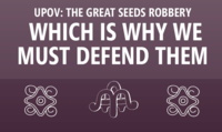 Booklet | UPOV: the great seeds robbery-image