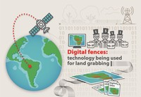 Infographic | Digital fences: technology and its use in land grabbing-image